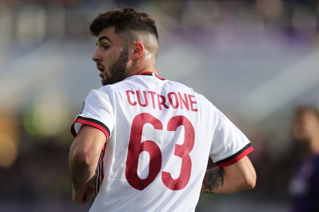 Milan, Cutrone rivela: