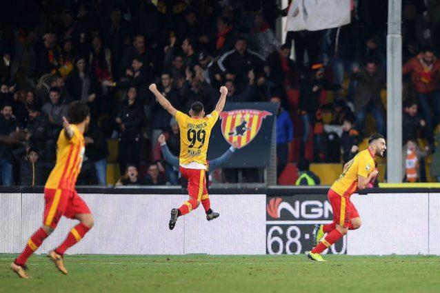 Benevento, Zapata e Strinic vanno verso il forfait
