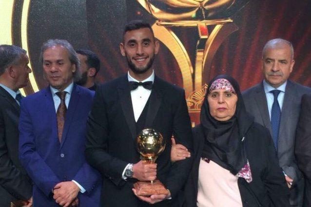 Napoli, titolo dall'Algeria per Ghoulam: il terzino Pallone d'Oro del paese!