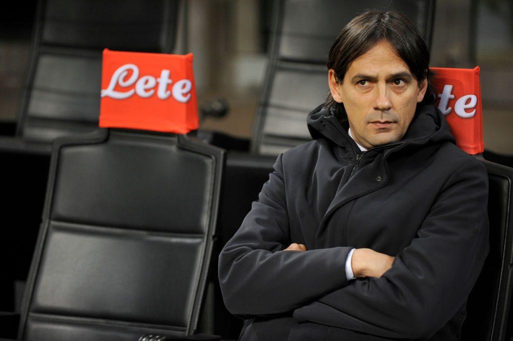 Lazio inzaghi annunica l 39 assenza di immobile con il for Idee per gara di cucina scout