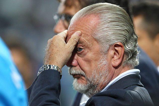 Napoli, De Laurentiis ha proposto il rinnovo a Sarri: la situazione