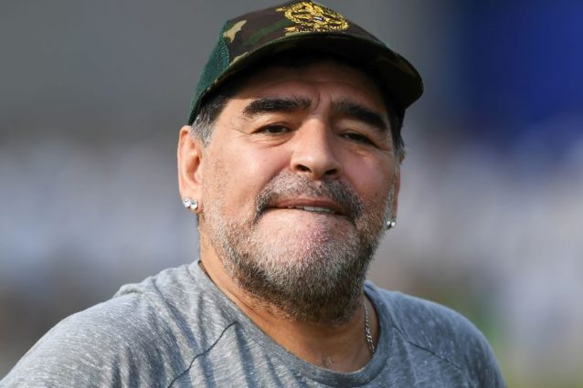 Maradona al veleno:
