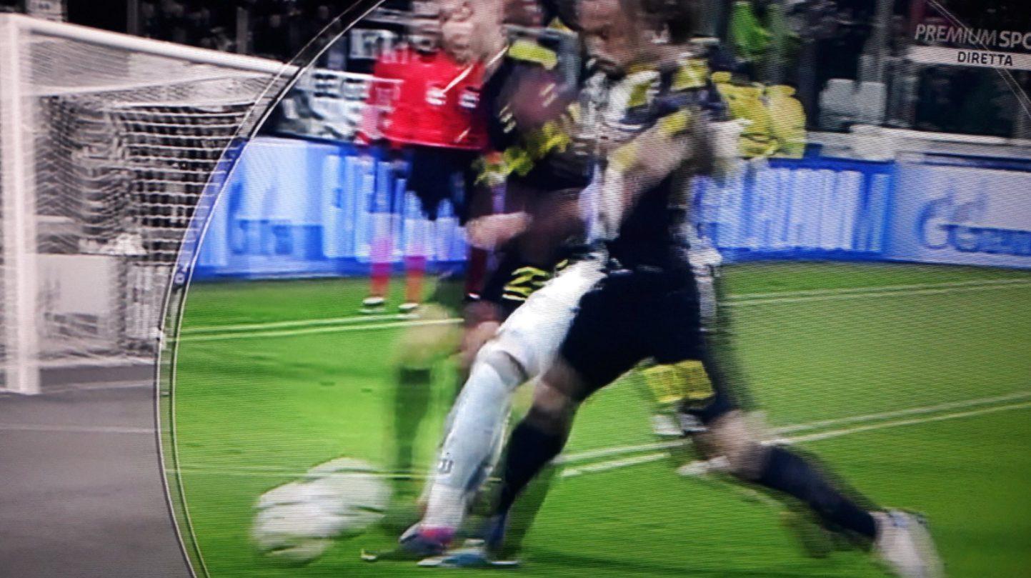 Juventus, in Champions come in Serie A: rigore negato al Tottenham