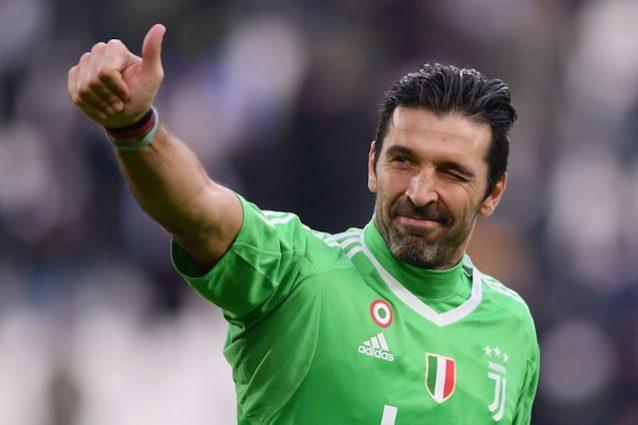 Buffon raddoppia: Juve e Nazionale fino al 2020