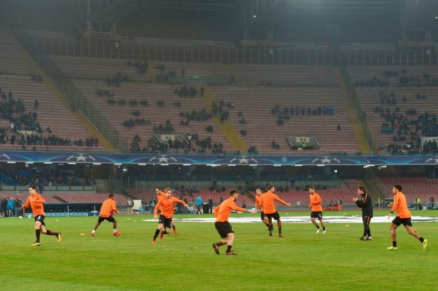 Qui Atalanta, oggi seduta mattutina, domani partenza per Dortmund. Out Rizzo