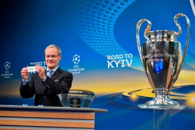 Champions League, modifiche in vista del 2018-19: i dettagli