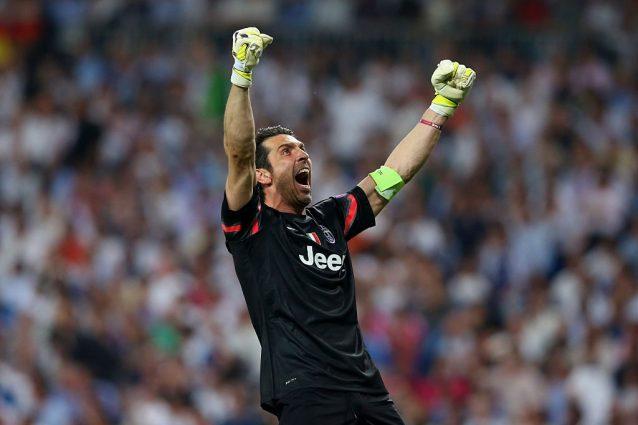 Juventus, Buffon da Costanzo:
