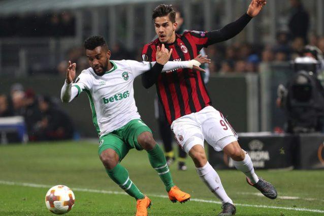 Milan, summit Fassone-Mendes per André Silva: nuovo club per il bomber?