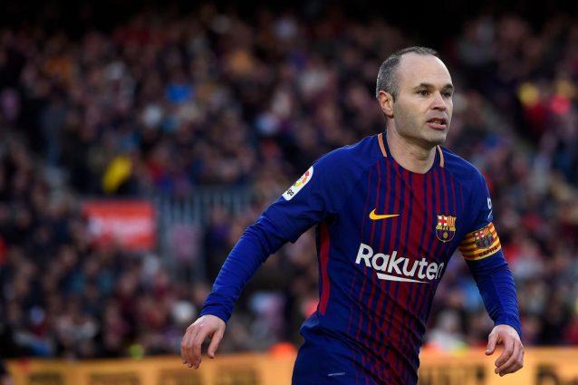 Clamoroso Barcellona, Iniesta ai saluti: in estate andrà in Cina