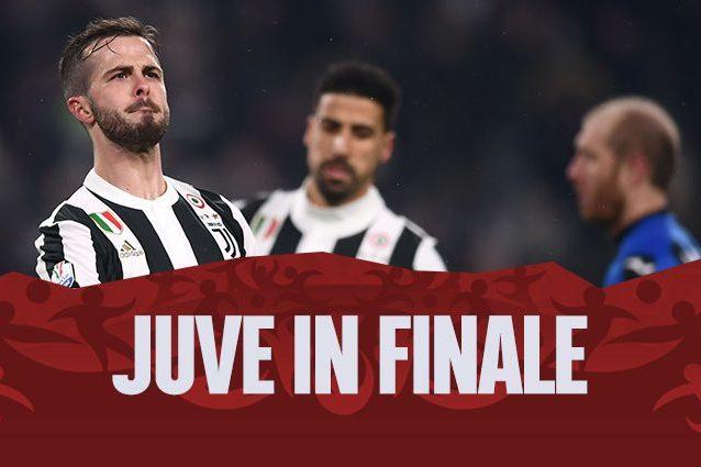 TIM Cup, Juventus-Atalanta 1-0: Pjanic su rigore, bianconeri in finale