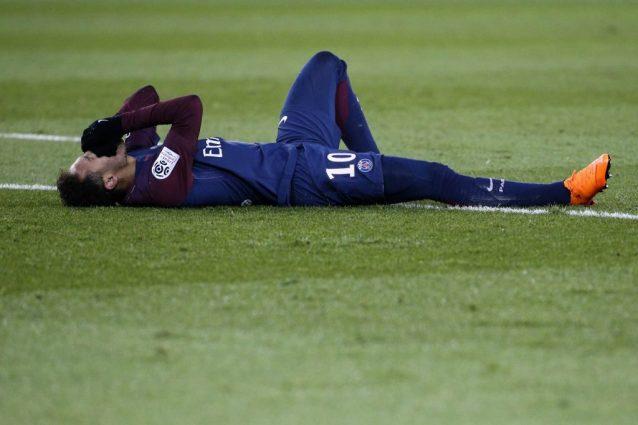 PSG, tegola Neymar! Il padre: 'Starà fuori due mesi'