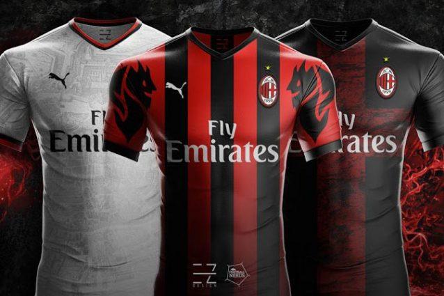 Milan ufficiale l'accordo con Puma più vince più guadagna