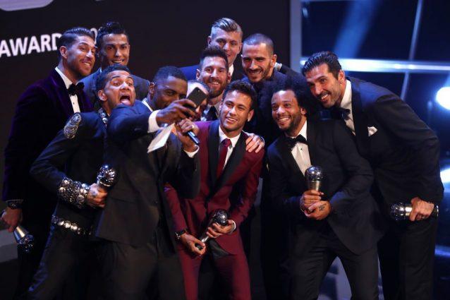 Della best 11 della scorsa edizione della Champions League solo Messi, Iniesta, Bonucci e Buffon non saranno in campo nell'ottavo del Bernabeu