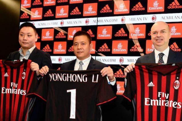 Milan, nuova bufera su Li: