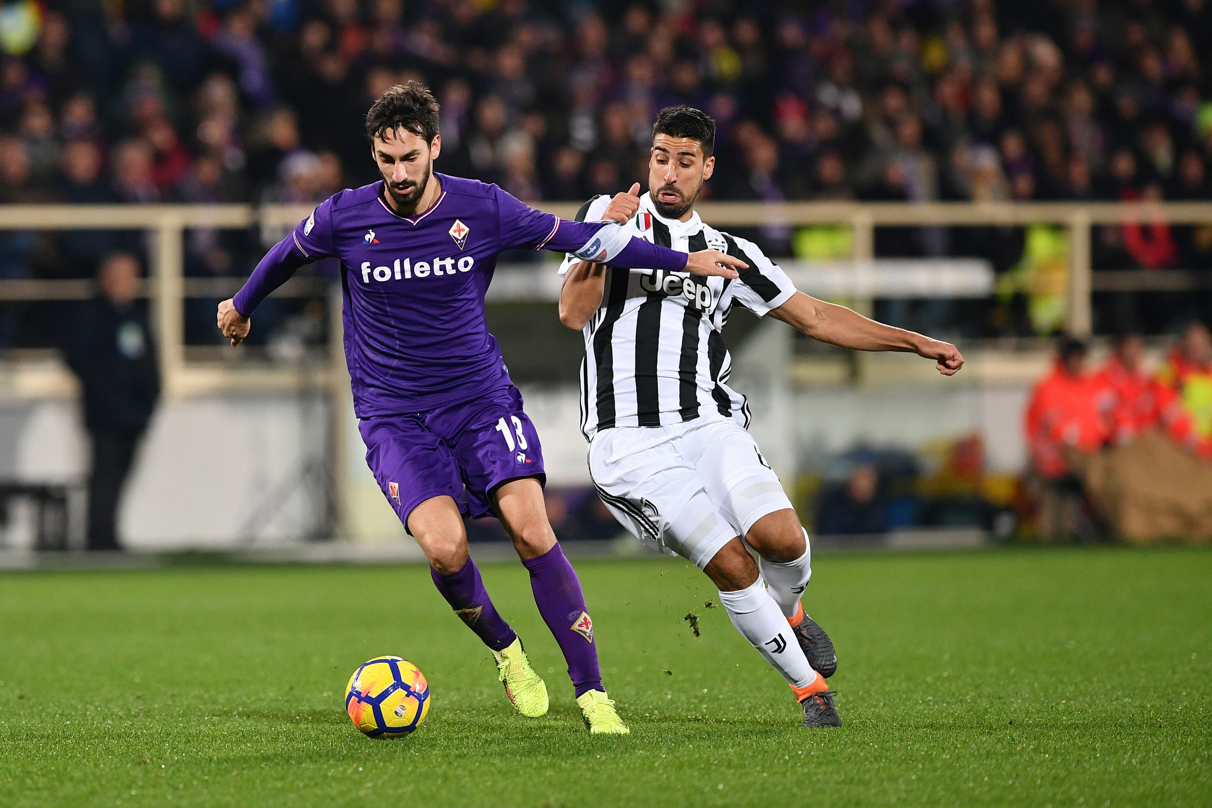 Fiorentina, è morto Davide Astori
