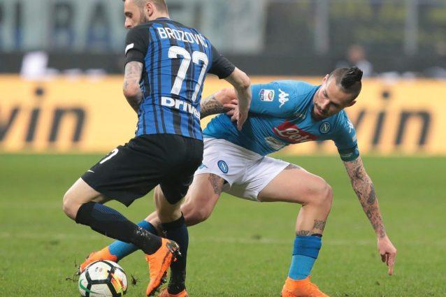 Dove vedere Inter-Napoli in streaming e in diretta TV
