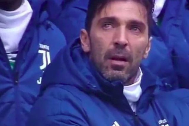 Buffon su Astori: