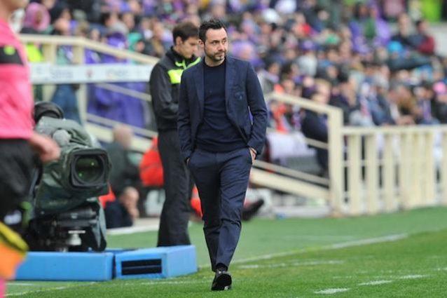 Fiorentina-Benevento, il saluto ad Astori: 'Franchi' tutto esaurito e coreografia
