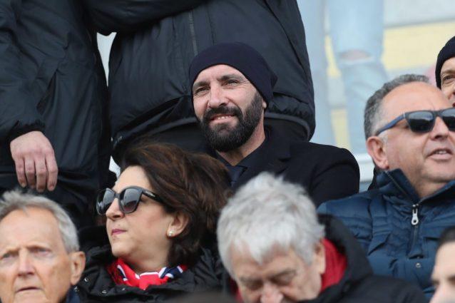 Roma, Monchi: ''Soddisfatti del nostro lavoro e di Di Francesco''