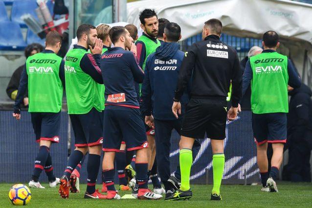 Astori: i recuperi di Serie A il 3-4 aprile, derby in sospeso