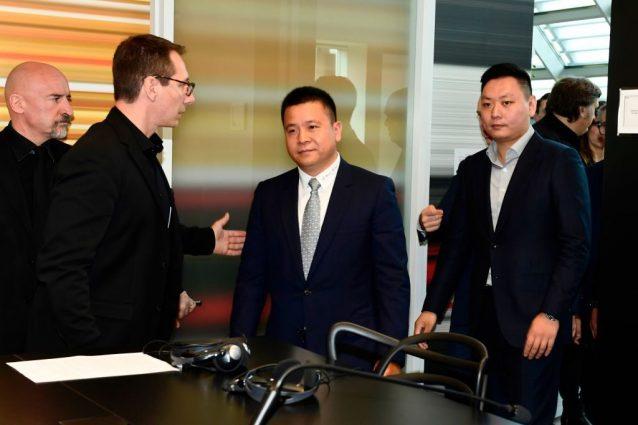 Milan, fallisce la società salvadanaio di Li, altra spallata alla credibilità cinese