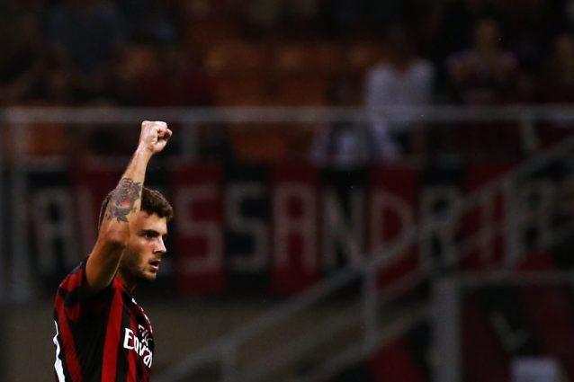 Juventus-Milan, Cutrone: