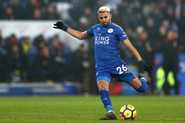 Leicester, Riyad Mahrez shock: