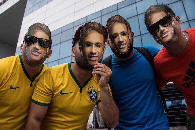 AS, Nike la chiave per l'arrivo di Neymar al Real