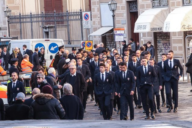 Funerali Astori, Badelj: