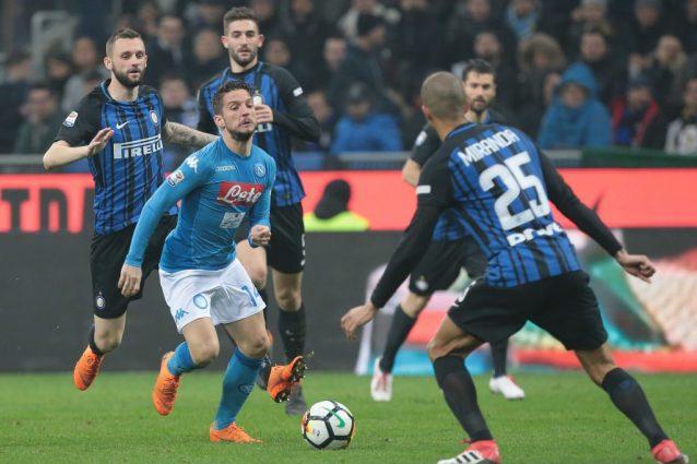Inter-Napoli 0-0, partenopei bloccati anche a San Siro: lo scudetto si allontana
