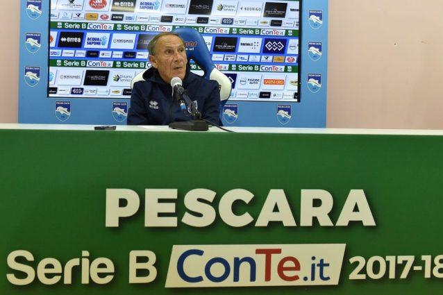 Pescara, esonerato Zeman: Sebastiani manda a casa il boemo