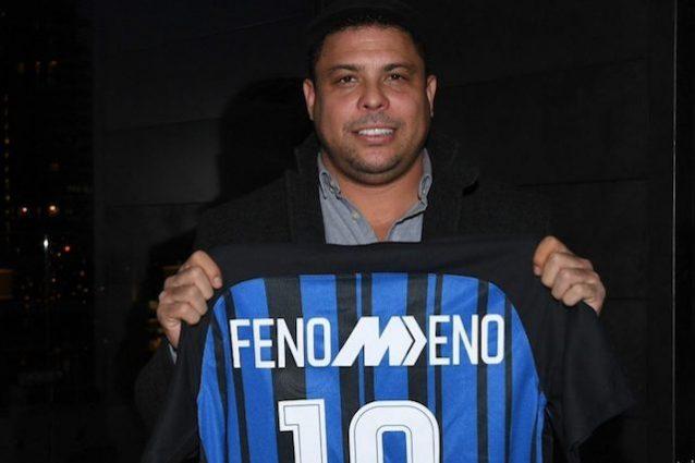 Inter-Napoli, Ronaldo cuore nerazzurro:
