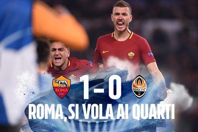 Roma quanto vale qualificazione quarti Champions League, le cifre