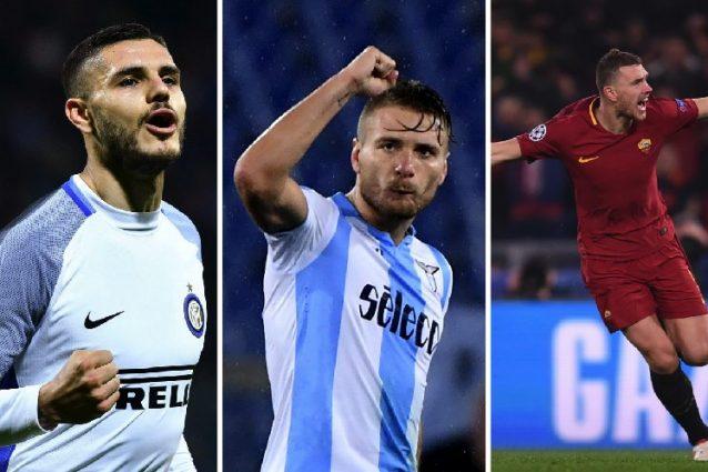 L'Inter serve il poker, Cagliari spazzato via