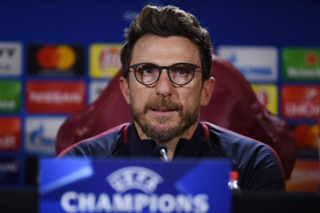 Roma senza Under, Di Francesco spiega: