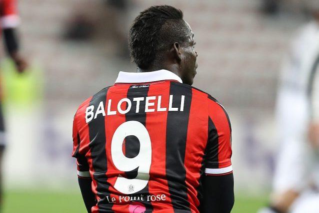 Balotelli, saluto al Nizza?