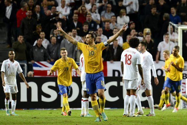 Ibra fa il geloso con Ronaldo: