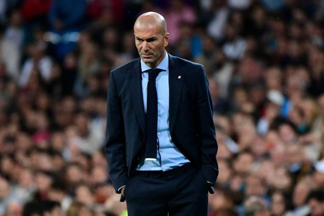 Real Madrid, Zidane sbotta: