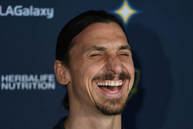 Ex Juve, Ibrahimovic fa ironia: 'Svezia? Favorita ai Mondiali senza di me'