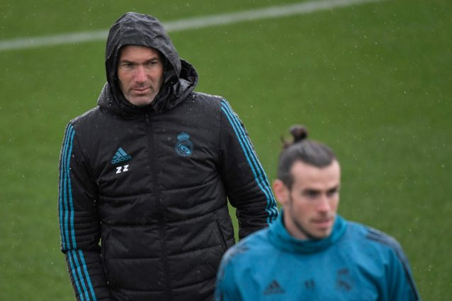 Zidane su Bale e Benzema: