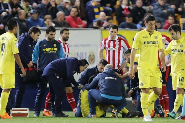 Villarreal, Fornals sviene in campo: trasportato in ospedale