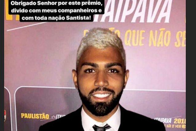 Inter, Gabigol vola in Brasile: eletto nella top 11 del Paulistao