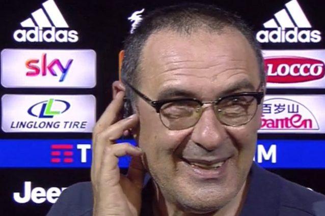 Juventus-Napoli, Allegri su twitter: