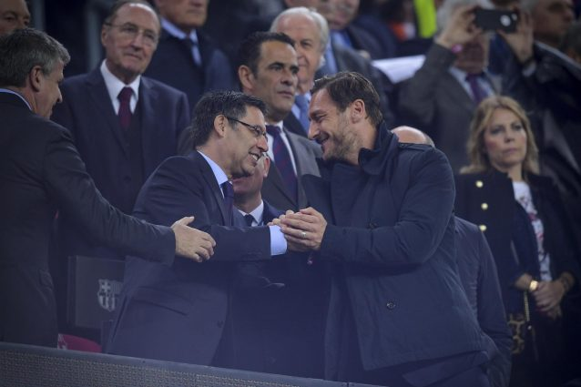 Roma, Totti: 'Ho ancora la pelle d'oca. Spalletti sbagliava a tenermi fuori'