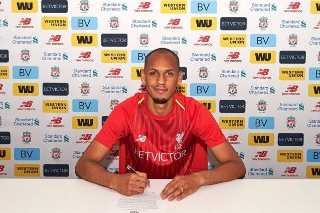 Addio Monaco, ecco il Liverpool: Fabinho è ora un Reds