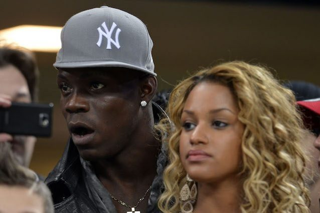Mario Balotelli contro Fanny: lite furibonda e insulti