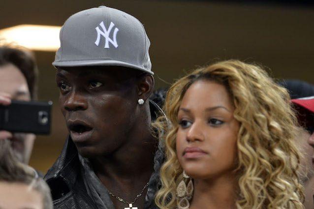 Scontro Balotelli e Fanny: sui social volano insulti tra i due