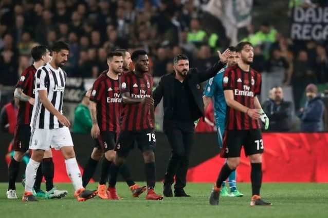 Europa League, cosa succede se il Milan vince la Coppa Italia?