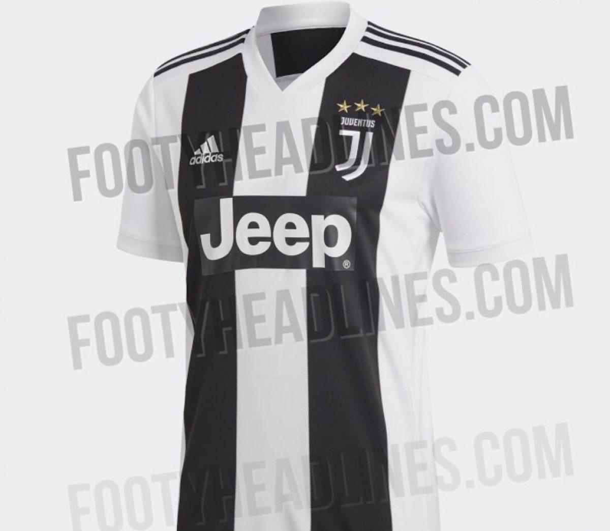 d234e4e7b Juventus, ecco la maglia della stagione 2018-2019