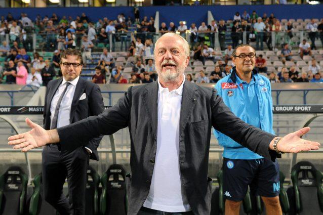 Napoli: Potrebbe tornare Benitez e arrivare David Luiz